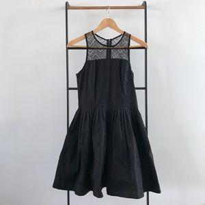 Armani Exchange little black dress